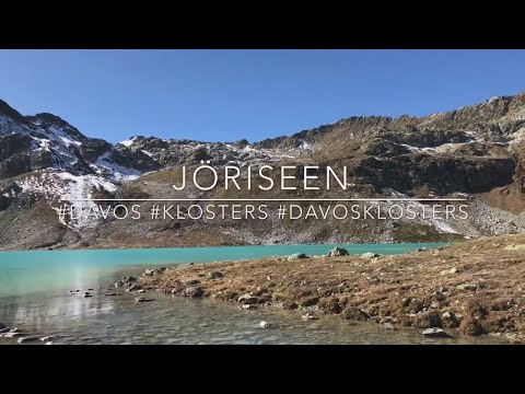 Jöriseen - Faszination Schweizer Berge