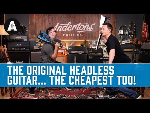 The Original Headless Guitar... And Probably The Cheapest Too!