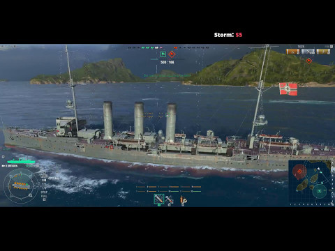 Let's Play World of Warships Ep.16 || Building the German Fleet
