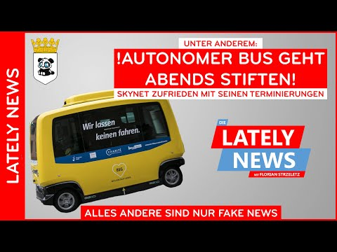 Nachrichten aus Berlin, Freiburg, Amish Country & Bristol | Die LATELY NEWS vom 15. November 2019