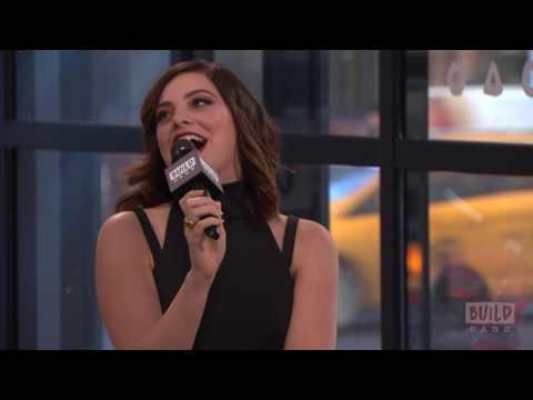 """Krysta Rodriguez Discusses Her NBC Series, """"Trial & Error"""""""