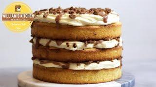 Layer Cake goût Cinnamon Rolls | William's Kitchen
