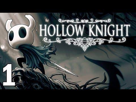 Beginning an Epic Adventure! - Hollow Knight Gameplay - Part 1