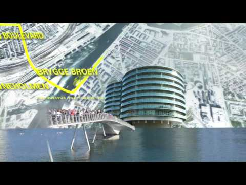 Copenhagen X movie -- new architecture and urban development