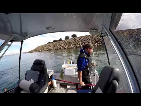 Botany Bay downrigging