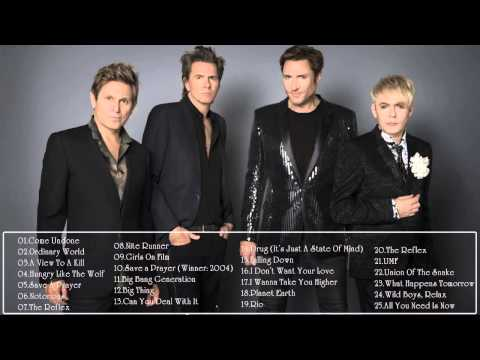 Duran Duran Best Song Ever ||| Duran Duran's Greatest Hits