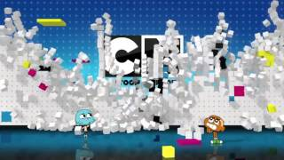Cartoon Network - Check it 1.5 Bumpers