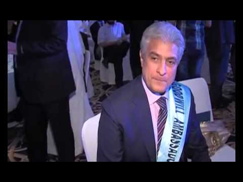 Goodwill Ambassador of the United Nations  Soon On Correct TV