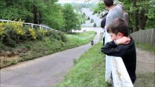 the rudge club @ brooklands 2012 Video