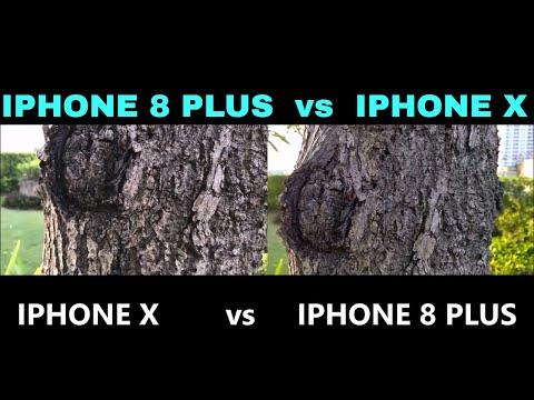 Download Youtube: IPHONE 8 PLUS vs IPHONE X CAMERA