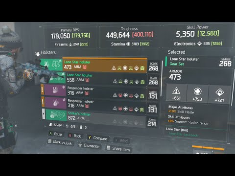 THE DIVISION - HOW TO GET MORE 268 GEAR & 229 HIGH END WEAPONS! EASIEST WAY TO GET NEW 268 GEAR SETS