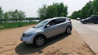 Тест драйв Nissan Murano Б/У Z51 60000 км за 6 лет