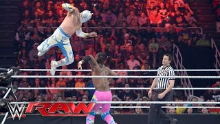 Baixar - Neville The Lucha Dragons Vs The New Day Raw February 22 2016 Grátis