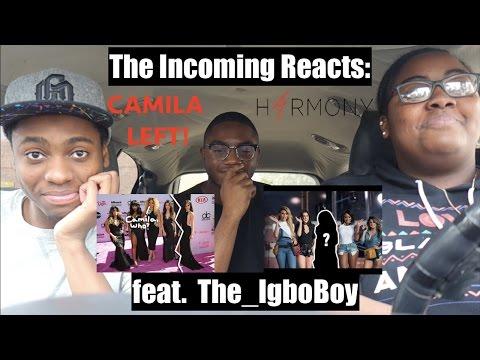 H4RMONY?!? - CAMILA LEFT FIFTH HARMONY REACTION FEAT THE_IGBOBOY