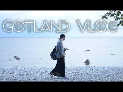My Life in Sweden- Gotland vlog