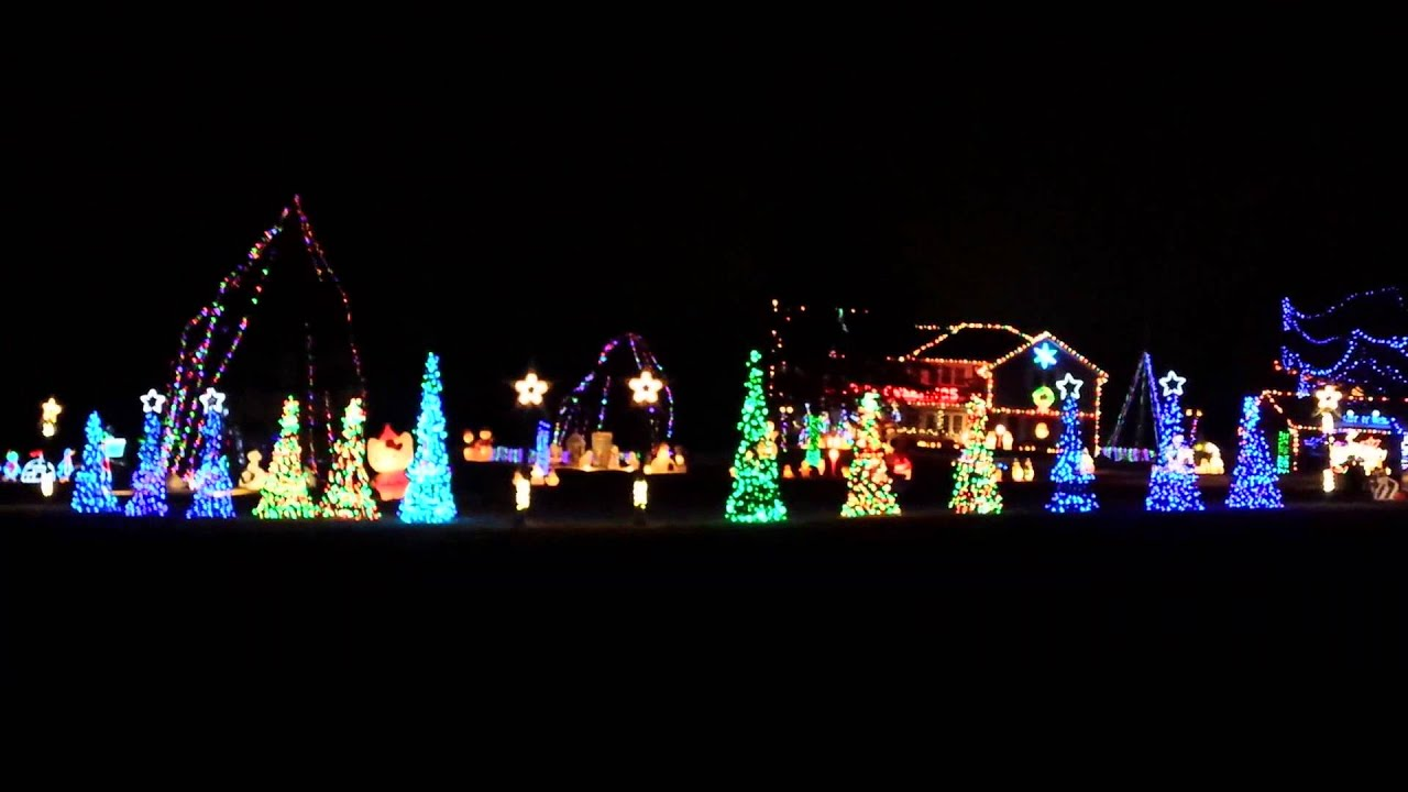 Christmas Lights Lincoln Ne