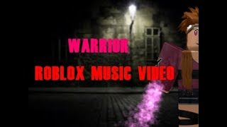 Warrior-Roblox music video