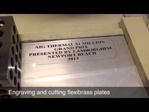 Trophy And Plate Engraving
