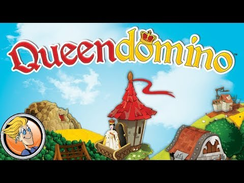 Spiel Gesellschaftsspiele Queendomino