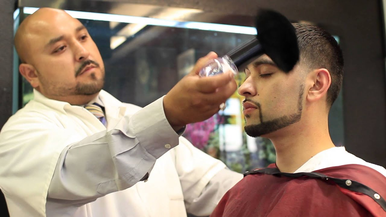 Dons Barber Shop Fremont Ca Youtube