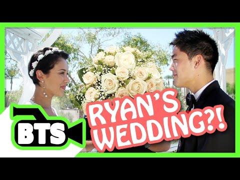 Ryan's Wedding? (BTS)