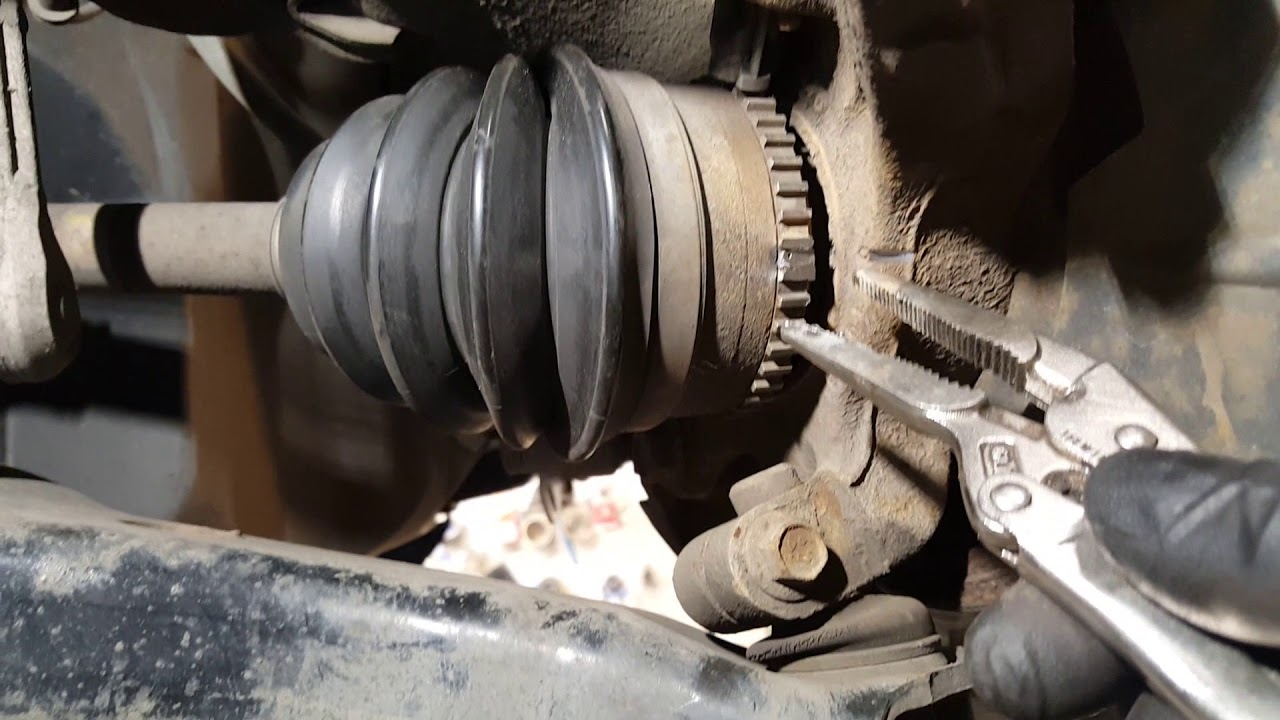 Ford Escape ABS, 4x4, Brake System Failure Repair