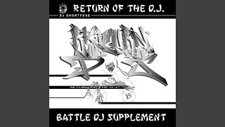 Battle DJ Scratch Sentence