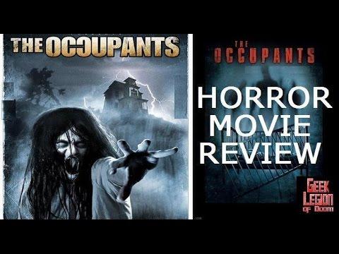 THE OCCUPANTS  2014 Kristen Ariza  aka BLOOD RELATIVE Horror Movie
