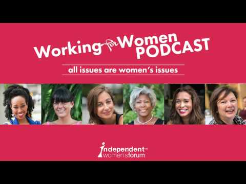 Working for Women Podcast 10: Tips for College Graduates
