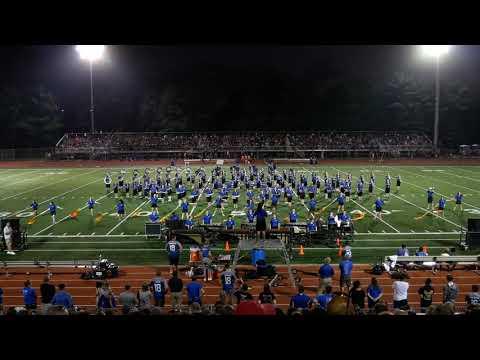 Worthington Kilbourne (WKHS) Marching Band 2018