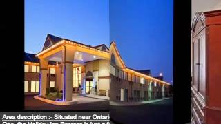 One Of The Best Hotel Idea In Toronto - Quality Inn & Suites Mississauga