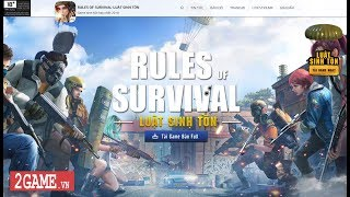 New play Rules of Survival with you Khang L-HHQ ROBLOX