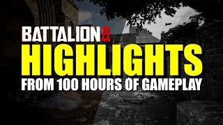 B44 DIED SO I QUIT | Highlights from 100 Hours (Battalion 1944)