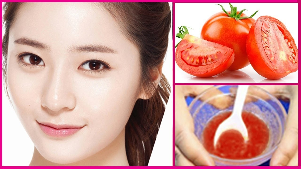 Image result for lighten skin with tomato