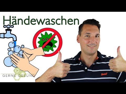 5 Tipps zum richtigen Händewaschen: Der Erkältung zuvorkommen! - Gerne Gesund