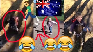 You'll die of laughter You can not stop laughing funny kids 😂😂😂😂 2018 ! so funny