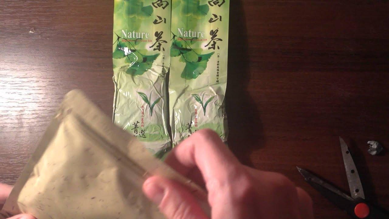 Завариваем фруктовый чай из Китая. - YouTube