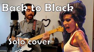 Back to Black (cover) - Sam Austin
