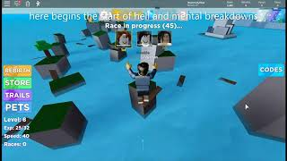 ROBLOX The Noobness Continues EPIC FAIL