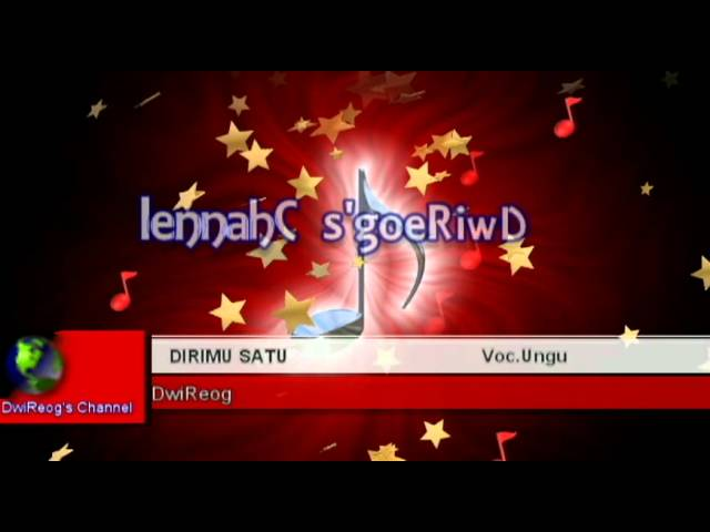 Ungu Band-Dirimu Satu with lyric Travel Video