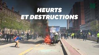 Lors de l'acte XXII des gilets jaunes, regain de tensions à Toulouse