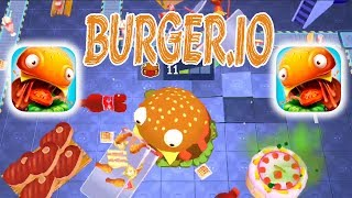 Burger.io Gameplay First Classic & Solo Records  Ios | Android
