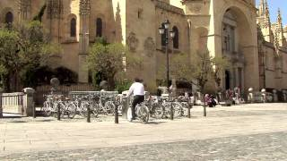 Segovia de Bicio, Spot publicitario