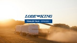 Trailer Talk - Episode 1 - AHV Aluminum Super-B Grain Trailer
