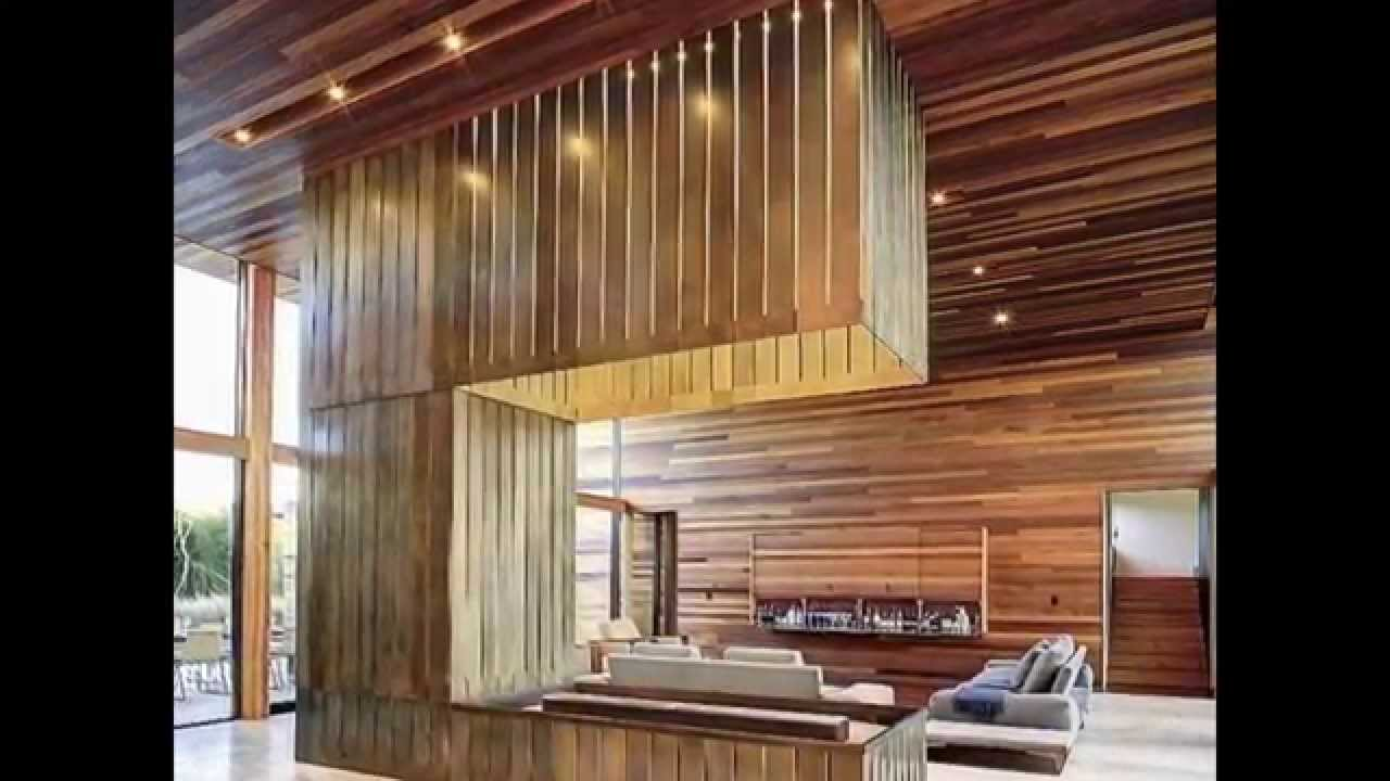 Remodeling Wood Panel Wall By Youtube