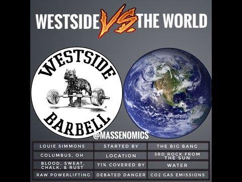 MASSENOMICS PODCAST EPISODE 162 - WESTSIDE VS THE WORLD MOVIE REVIEW