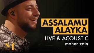 Maher Zain - Assalamu Alayka Acoustic (Live & Acoustic) | ماهر زين - السلام عليك