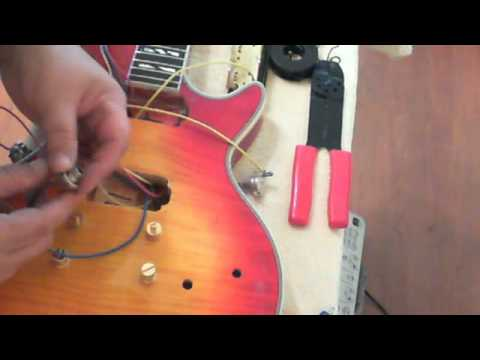 Modify gibson guitar wiring wire center gibson les paul supreme fake gets modified youtube rh youtube com gibson 57 classic pickup wiring diagram les paul standard wiring diagram asfbconference2016 Image collections