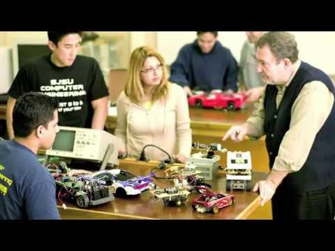 San Jose State University, College of Engineering - Engineering the Future of Silicon Valley
