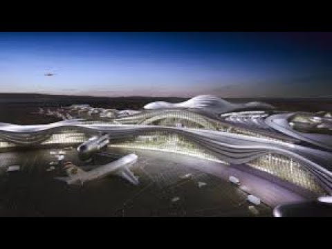Top  World Biggest Airports Mega Projects !